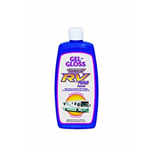 Gel-Gloss RV Super Poly RV Polish - 16 oz.