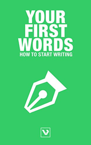 Book: Your first words - How to start writing by Manouk Barnas & Daniel Kronen
