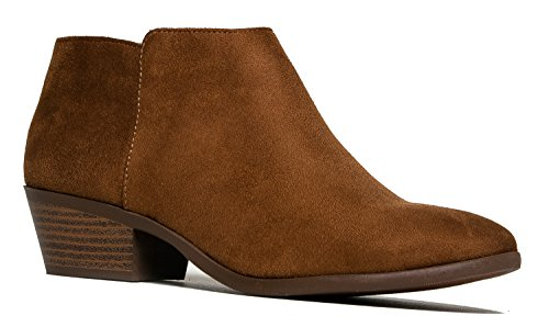 J. Adams Pismo Pointed Toe Loafers - Open Side Cut Out Flats – Slip On Bootie