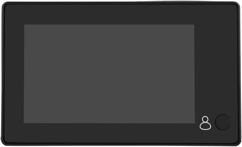 Richer-R Mirilla Digital de Puerta,FIFO Cámara de Seguridad con 145° Gran Angular,Timbre Puerta Video con 4.3