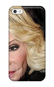 New Diy Design Joan Rivers Photo For Iphone 5/5s Cases Comfortable For Lovers And Friends For Christmas Gifts