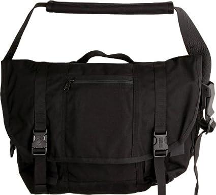 6274b4b679 Amazon.com  BLACKHAWK! Covert Carry Messenger Bag - Black  Sports ...