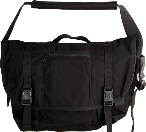 BLACKHAWK! Covert Carry Messenger Bag - Black Color And Carry Messenger Bag