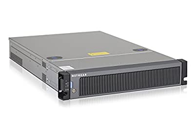 NETGEAR ReadyNAS RR3312G0 2U 12-Bay Rack Mount NAS with 4X Gigabit Ethernet by NETGEAR
