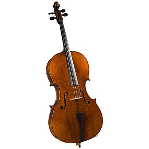 Cremona SC-500 Premier Artist Cello Outfit - 4/4 Size by Cremona