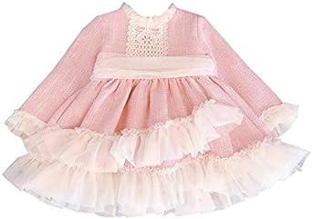 Flor Niñas Niños del Niño Bebé Princesa Fiesta Boda concurso Tul Tutú Vestidos