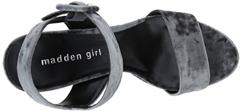 Girl Grey Roll01j1 us Donna Madden Velvet Frauen Sandali FZqZw