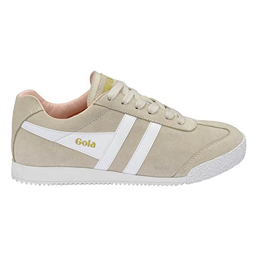 White Gola Sneakers Damen Rose Harrier Paloma Schwarz qq8Xp