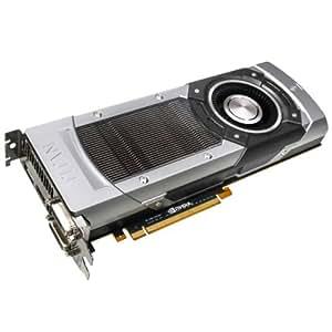 EVGA EVGA GeForce GTX TITAN SuperClocked 6GB GDDR5 384bit, Dual-Link DVI-I, DVI-D, HDMI,DP, SLI Ready Graphics Card Graphics Cards 06G-P4-2791-KR