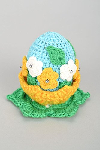 - Homemade Crocheted Easter Egg