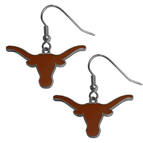 (NCAA Texas Longhorns Dangle Earrings)