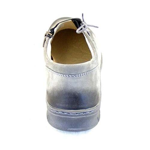 Manitu 850356 Slipper Womens Slipper Grey Manitu 850356 Womens rZHqTr