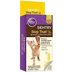Sentry Calming Spray Stop That! Noise & Pheromone 1oz