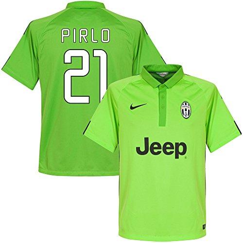 Juventus 3rd Pirlo Jersey 2014 / 2015 (Fan Style Printing) - M
