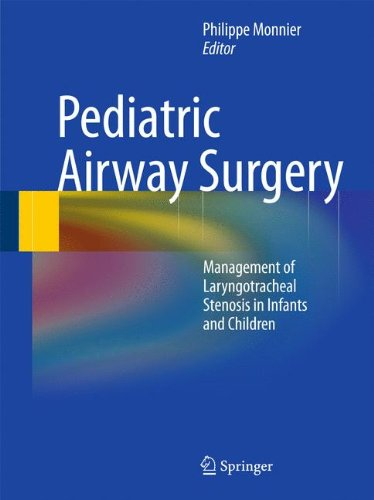 Pediatric Airway Surgery: Management of Laryngotracheal Stenosis in Infants and Children - Airway Head