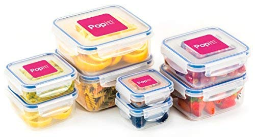 food storage with locking lids - 4