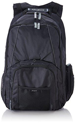 Targus Groove TAA-Compliant Backpack for 17-Inch Laptops, Black (TAA-CVR617)