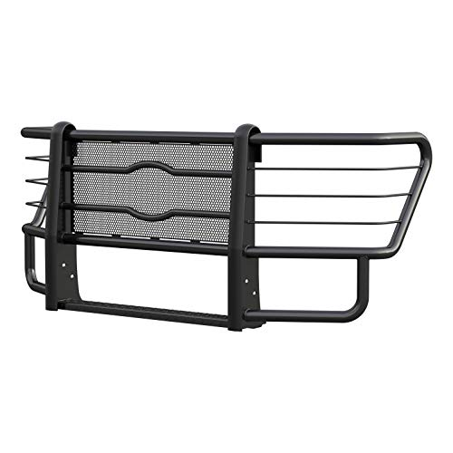 (LUVERNE 321723-321722 Prowler Max Black Steel Truck Brush Guard for Select Ford F-250, F-350, F-450, F-550 Super Duty)