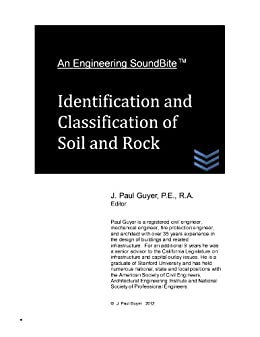 Identification and Classification of Soil and Rock (Engineering SoundBites)