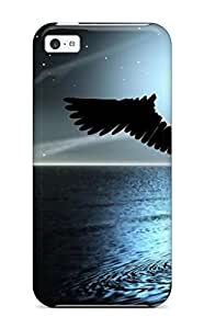 Perfect Fit Iwqsc2341sqWrN Angel At Night Case For Iphone - 5c