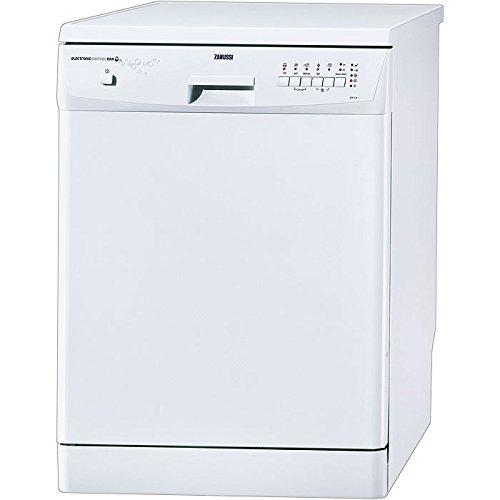 Zanussi Dishwasher ZDF 312 lavavajilla Independiente 12 cubiertos ...