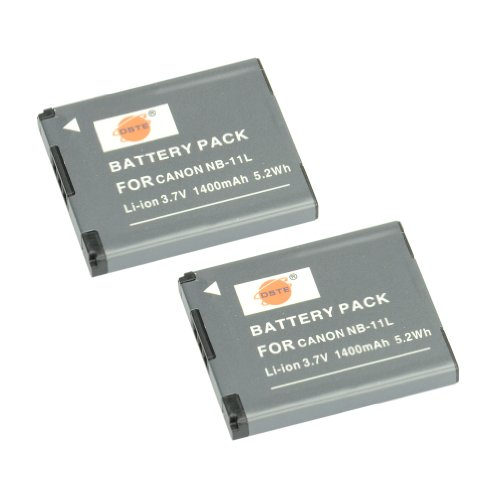 DSTE NB 11L Replacement Battery PowerShot