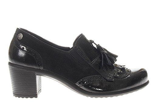 ENVAL SOFT englesine women's shoes with heel 89312/00 Black M7UGX2GMA8