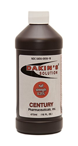 Dakin's Solution®, Half Strength (0.25%)