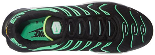 Electro Max Air Plus Nero Black Green White Scarpe Uomo Ginnastica da Nike 7vw5dUqxv