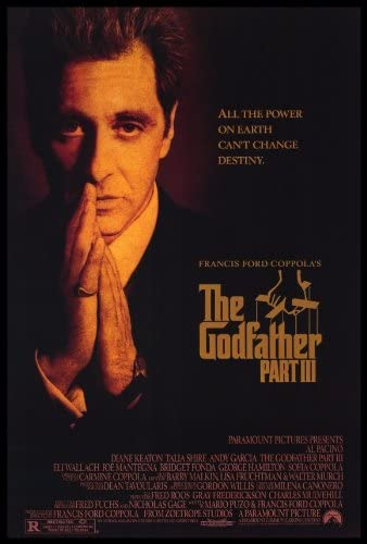 P489 The Godfather Movie Picture 27x40 24x36 14x21 Silk Poster