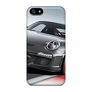 High Impact Dirt/shock Proof Cases Covers For Iphone 5/5s (porsche 911 Gt3 Rs 2012)