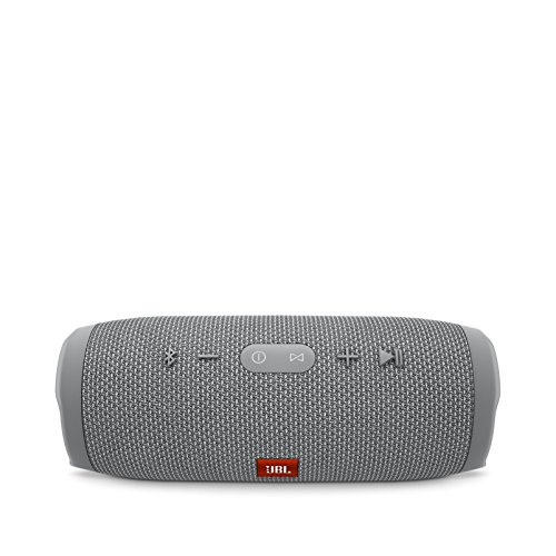 JBL Charge 3 Waterproof Portable Bluetooth Speaker (Gray) by JBL (Image #2)