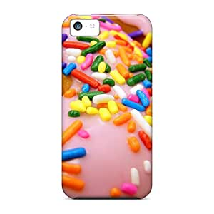 Fashionable Style Cases Covers Skin For Iphone 5c- Sweet Donuts