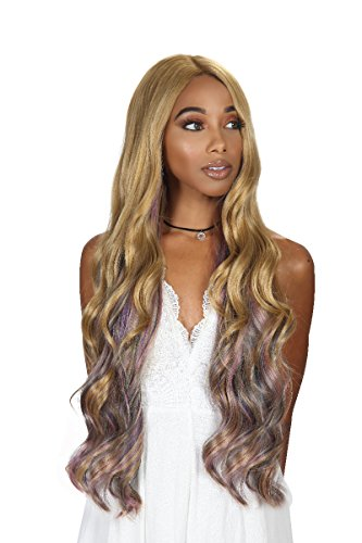 Zury Sis Beyond Synthetic Hair Lace Front Wig - BYD LACE H HERI (SOM RT RED HOT)