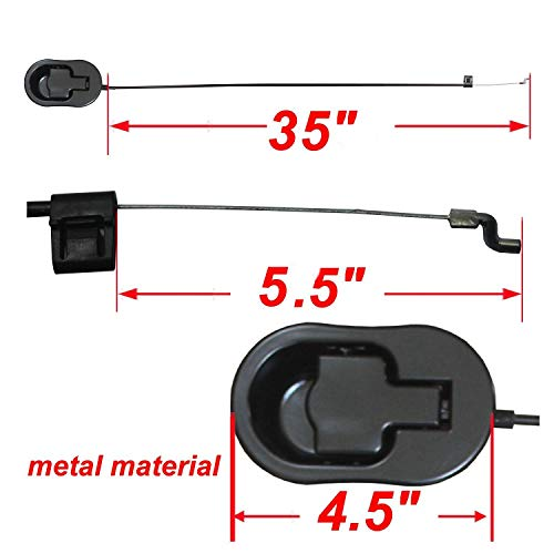 Folai Recliner Replacement Parts Universal Black Metal