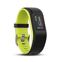 "Garmin 010-01789-00 Vivosport Smartwatch, Slate, S/M, 0.9"""