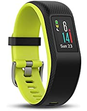 Garmin Unisex-Adult Fitness Watch, Lime, Large