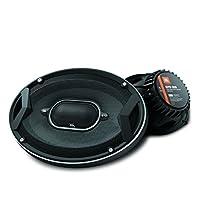 JBL GTO 9 Series 300W 6-Inch X 9-Inch 3-Way Speakers-Pair-Black