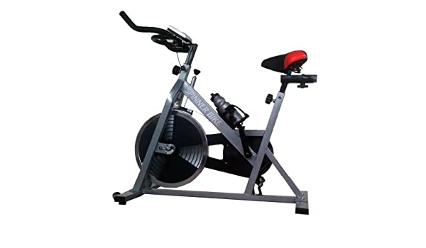 Bicicleta estática Fit Spin Spinner Bike Volante 18 kg Profesional ...