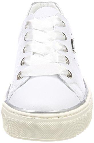Daniel Hechter Damen 917422061000 Sneaker Weiß (White)