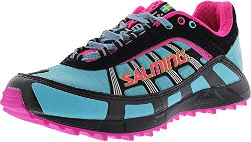 Turquoise nbsp;pour 4 pied à T2 Trophée Uk Trail Pink de course femme Chaussures EzxqS