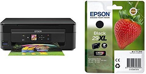 Epson Expression Home XP-342 - Impresora inyección de tinta ...