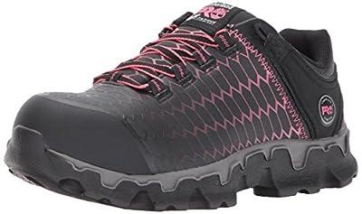 Timberland PRO Women's Powertrain Sport Alloy Safety Toe Shoe