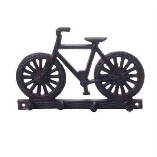 Art Deco Home - Perchero Pared Bicicleta 20 cm