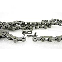 Road Bike Stainless Steel Chain 9 Speed 116 Links Bike Bicycle Cycling Chain