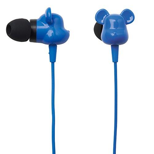 Medicom Bearbrick Radius Blue Earbuds ()