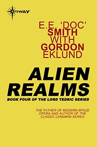book cover of Alien Realms
