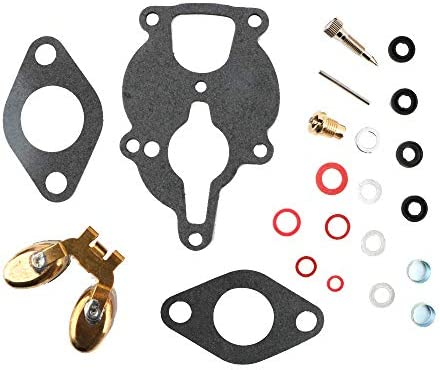 CARBURETOR KIT IHC CUB IHC 1 BARREL 251234-R91 251234-R92 251234-R93 251234-R94