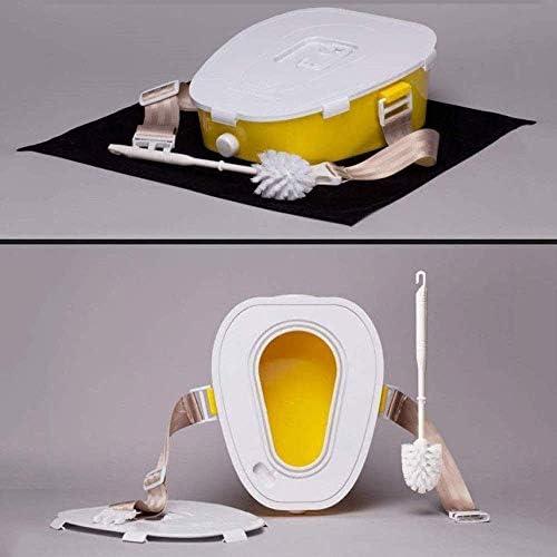 Travel Car Emergency WC, milieuvriendelijk PP materiaal, draagbare toilet, for volwassenen en kinderen ZHNGHENG