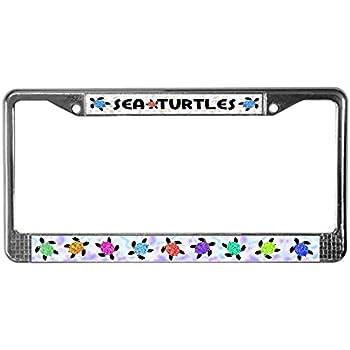 Turtle License Plate Frame